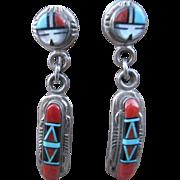 Zuni Earrings-Free Shipping!