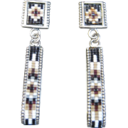 Beaded Earrings-Free Shipping!