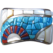 Vintage Native American Cuff-AWESOME!