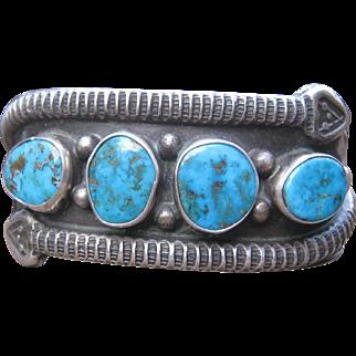 Fritzen Toledo Vintage Navajo Cuff