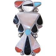 Zuni Thunderbird Ring