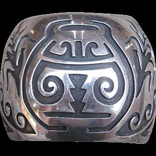 Vintage Hopi Cuff-Make An Offer