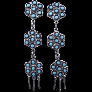 Zuni Earrings-Now On Sale!