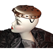 1950's-60's Pill Box Hat
