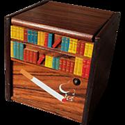 1950's Cigarette Music Box