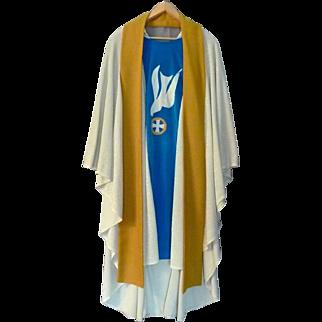Priest's Chasuble 1970's