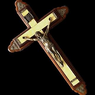 Last Rites Crucifix, large