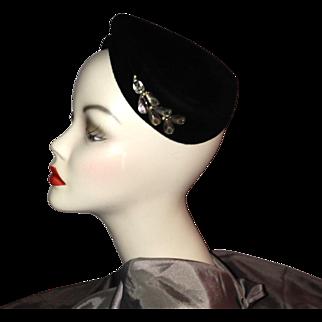 1940-50's Half Hat
