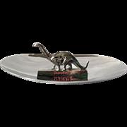 Sinclair Gasoline Dinosaur Ashtray