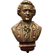 Mozart Wall Relief by Clifford Art Studio