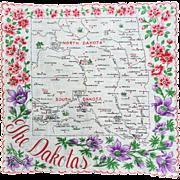 The Dakotas Souvenir Hankie