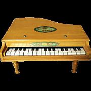 Child's Toy Grand Piano
