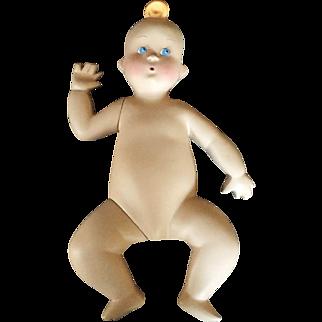 Department Store Baby Mannequin