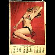 Marilyn Monroe 1956 Calendar