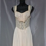 Nightgown from Luxite by Kayser