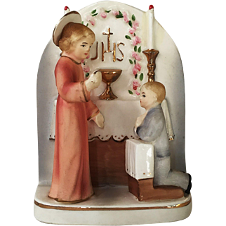 Holy Communion Remembrance Figurine Statue