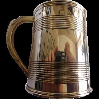 1804 Silver 1/2 Pint Mug