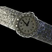 1 carat  Diamond Ladies 18k watch & Bracelet...