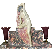 Fanny Rozet Lamp Nude