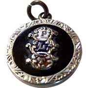 REDUCED ~ Odd Fellows Medallion ~ Rare Vintage Fraternal Collectible Charm/Medallion
