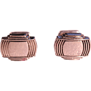 MAUBOUSSIN Vintage Cuff Links 925 Sterling Silver