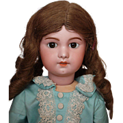 French Bisque Doll  22 inch  SFBJ #230