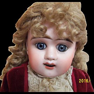 Etienne Denamur French Bebe Antique Doll Circa 1889