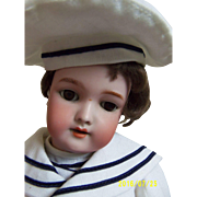 Little Sailor Boy Handwerck 109 - Adorable!
