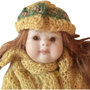 Tiny Roche doll Amy