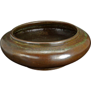Heavy bronze censer with Xuande Mark, Qing dynasty