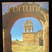 Vintage Fortune Magazine January 1942
