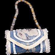 Iroquois trade bead sewing small kit circa 1900