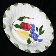 Blue Ridge Bountiful Vegetable Bowl