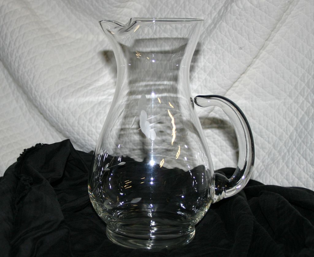 Princess house crystal pitcher from marionskitchen on ruby for Princess housse