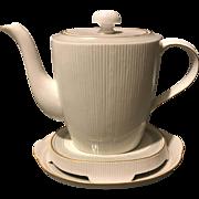 Nymphenburg 1st Quality Art Deco Adonis Coffee Teapot Plus Extras Mint