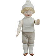 Hertwig German All Bisque Child