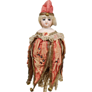 Delightful Musical Marotte Toy, Head by François Gaultier
