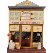 Grocery & Market Dollhouse