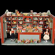 German Toy Shop