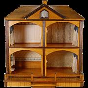 Four-room Open Dollhouse