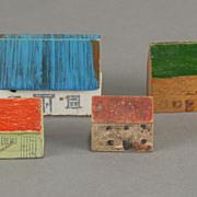 German Wooden Houses