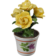 Dollhouse Potted Flowers