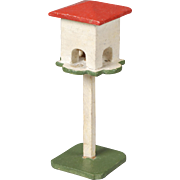 Birdhouse for Dollhouse