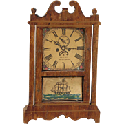 Dollhouse Clock