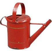 German Tin Watering Can