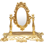 Erhard & Söhne Ormolu Dressing Table Mirror