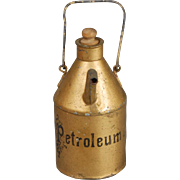 Miniature Petroleum Can