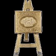 Dollhouse Folio Stand / Needle Case