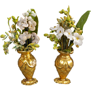 Erhard & Söhne Ormolu Vases
