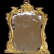 Ormolu Overmantel Mirror